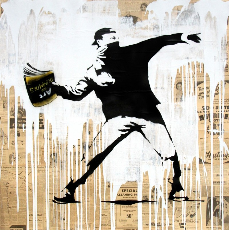 376---Mr-Brainwash---Banksy-Thrower