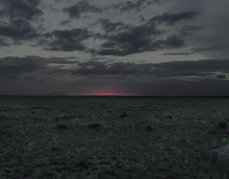 400 - Nadav Kander - The Polygon Nuclear Test site XII (Dust to Dust) Kazakhstan2